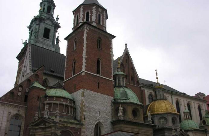 02 - Polonia - Cracovia - La cattedrale