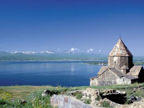 11-foto armenia  - lago sevan