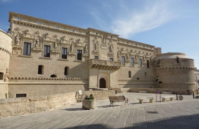 13~Otranto - Ingresso del Castello