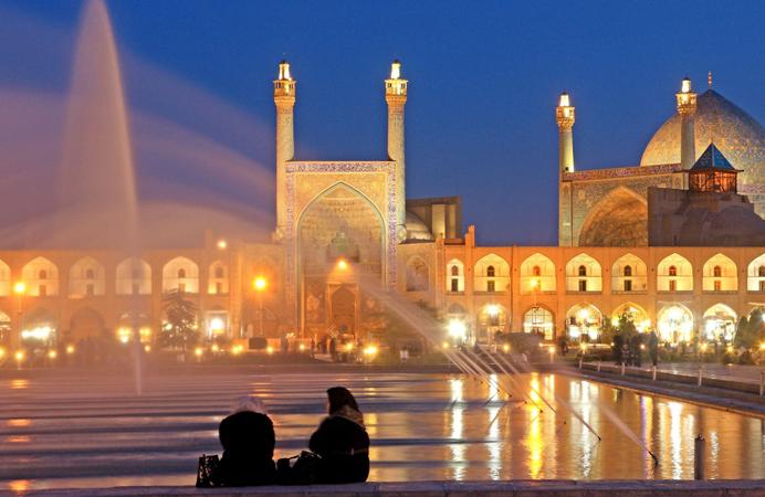 viaggio persia