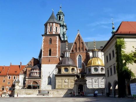 2a polonia cracovia (7) wawel castello
