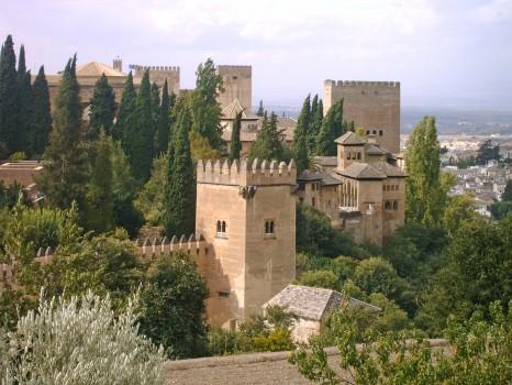 Alhambradesdegeneralife