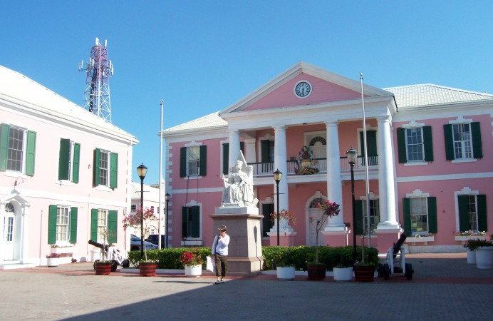 Bahamas_Parliament