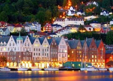 Bergen_Norvegia