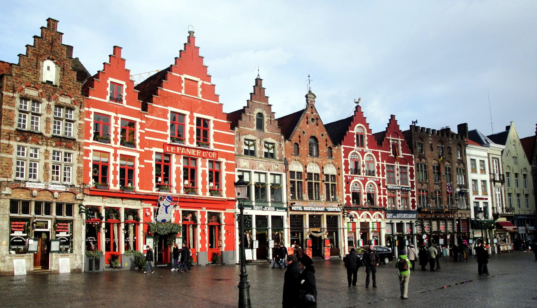 how to get from bruxelles to bruges