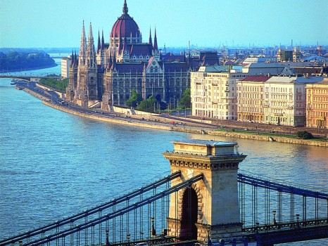 Budapest-with-bridge