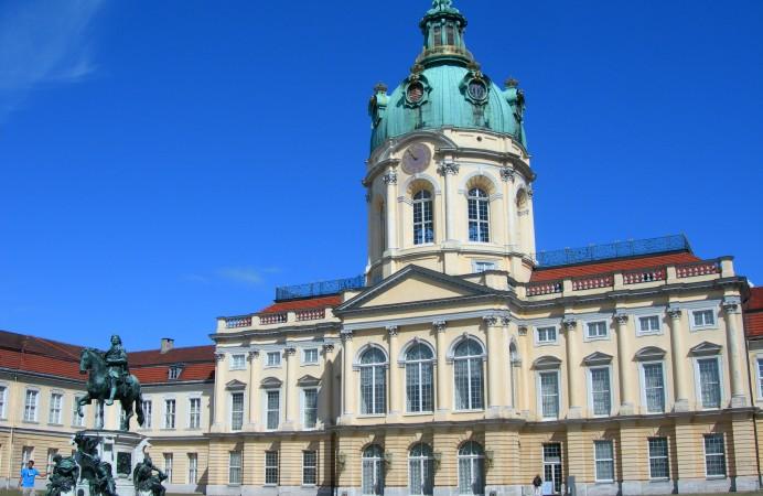 Castello di Charlottenburg berlino