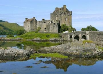 Castello di Eilean Donan