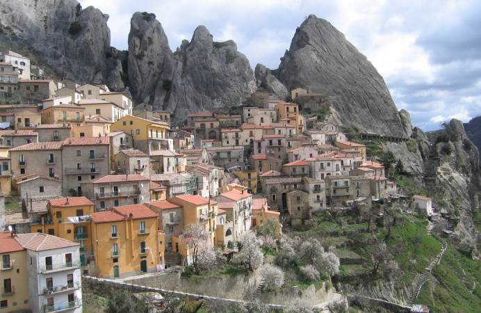 Castelmezzano_panorama