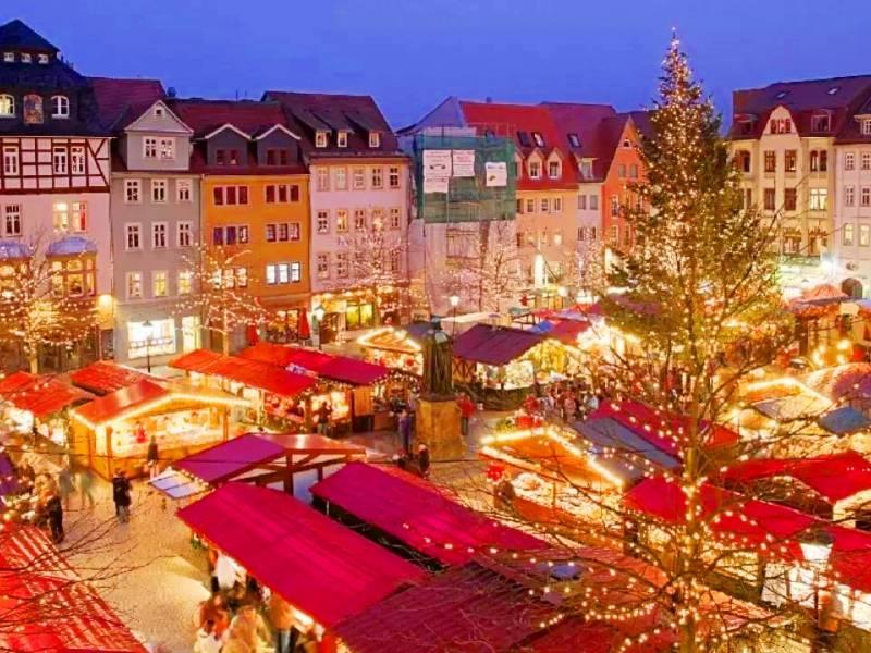 Copenaghen tivoli e mercatini natalizi i viaggi di giorgio - Giardini di tivoli copenaghen ...