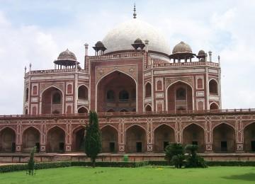 Delhi_Humayun's_Tomb