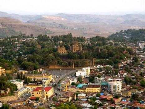 Etiopia. Gondar