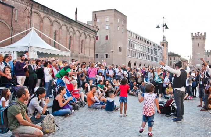Ferrara-Buskers-Festival