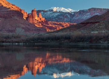 fisher-towers-reflection