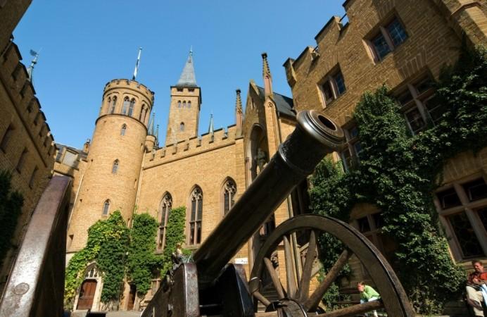 Fortezza Hohenzollern