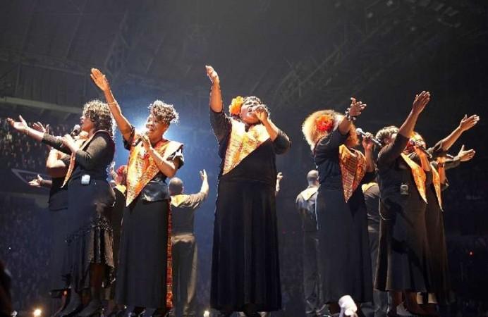 Harlem Gospel Choir pic 2-2