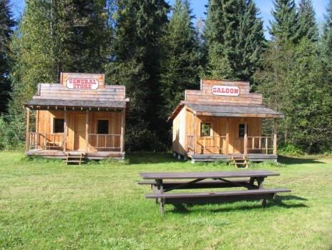 Canada i viaggi di giorgio for Stili di log cabin