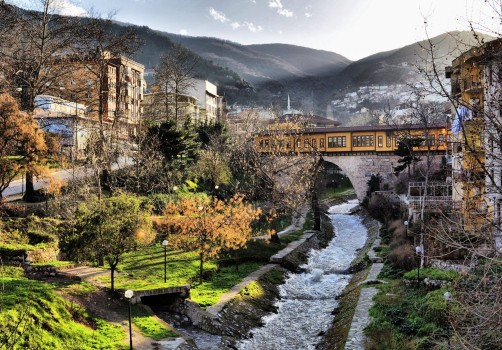 IRGANDI-bridge-Bursa-Turkey