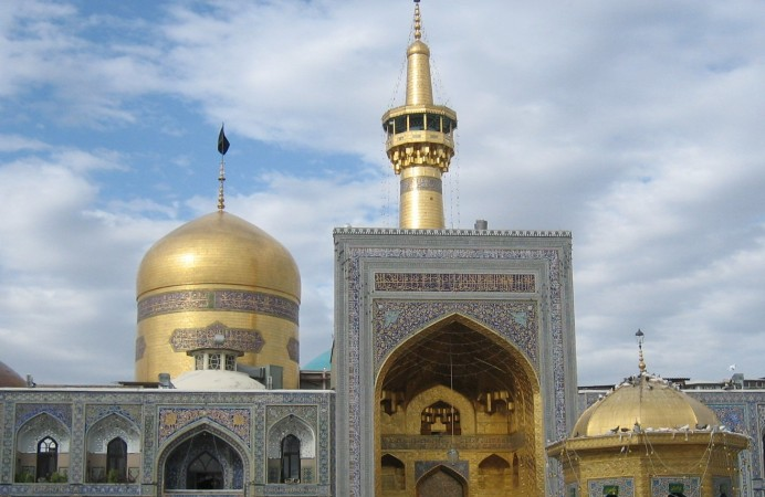 Imam_reza_shrine_in_Mashhad