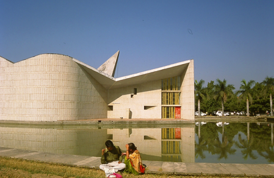 india-chandigarh-biblioteca-universitaria