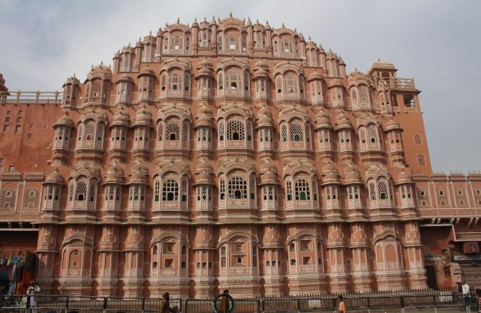 Jaipur, Hawa Mahal (Palace of the Winds)
