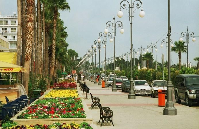 Larnaca-Finikoudes