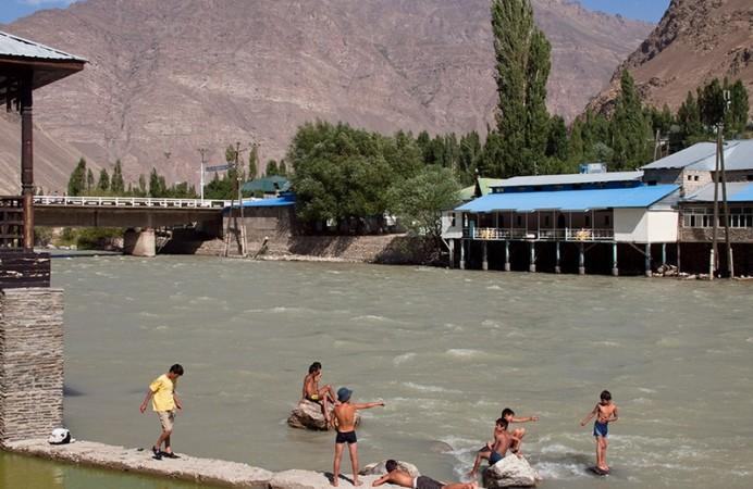 Life in Khorog, Tajikistan (1)