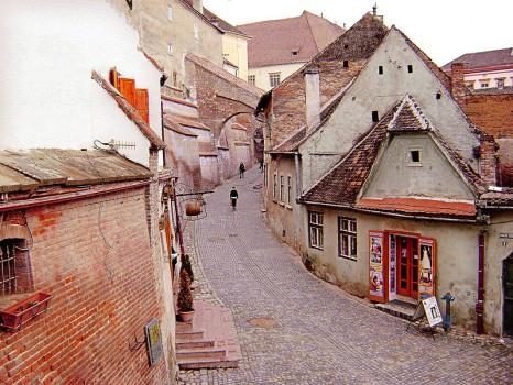 Lower-Town-Sibiu