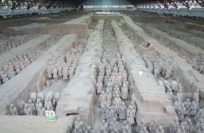 Mausoleo di Qin Shi Huang-di