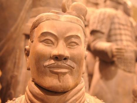 Mausoleo di Qin Shi Huang-di2