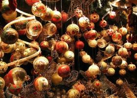 Ai mercatini di Natale