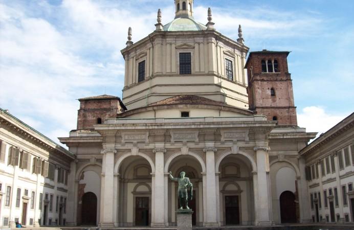 Milano_Basilica_Maggiore_di_san_Lorenzo