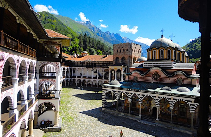 monastero-di-rila