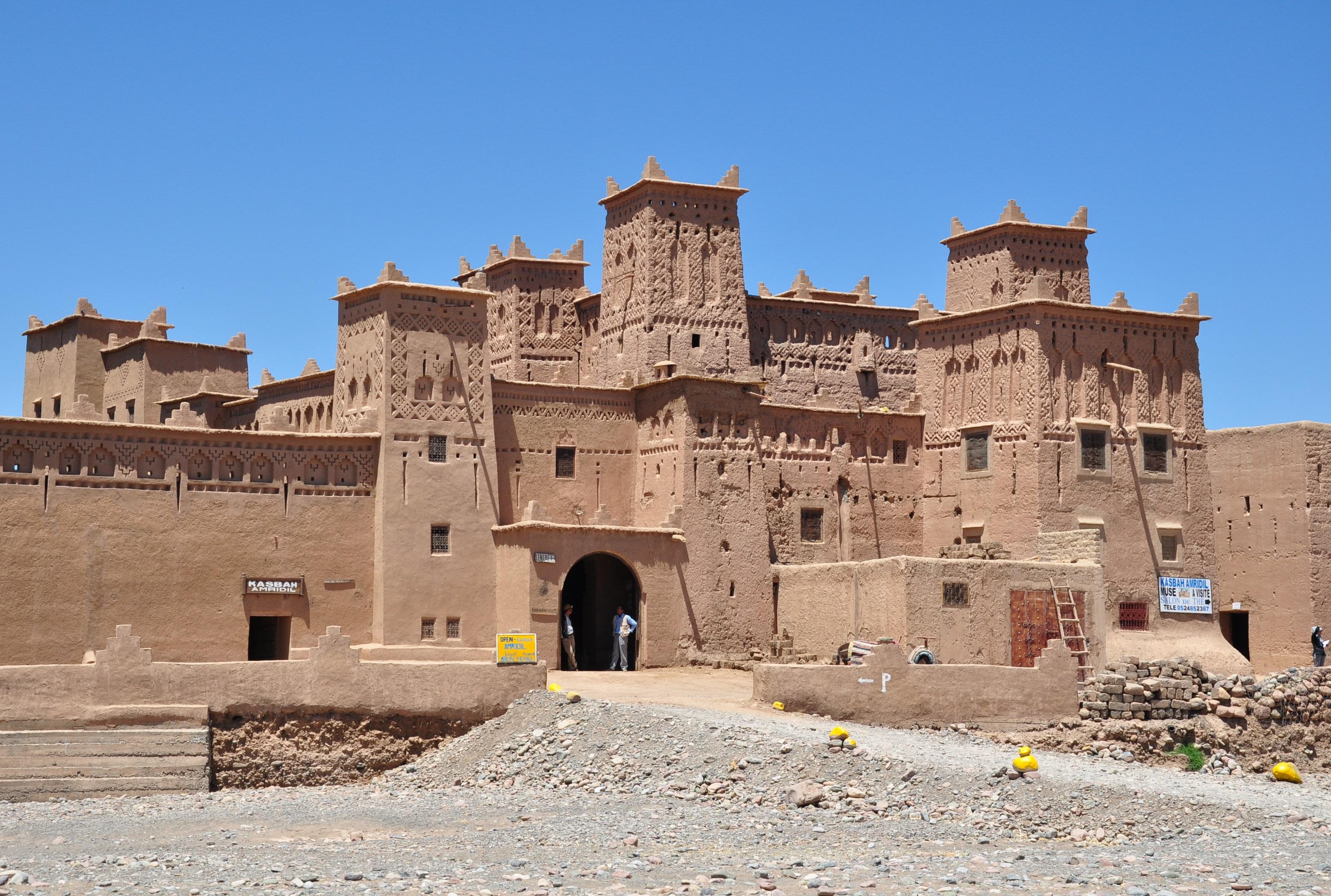 Grande tour del marocco festival delle rose i viaggi - Partenza da calata porta di massa ...