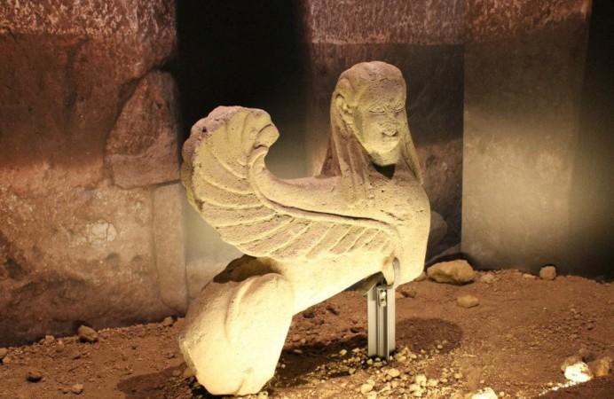 Inaugurazione mostra Museo Nazionale Etrusco - Vulci