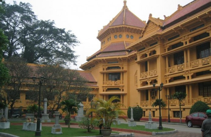 National_Museum_of_Vietnamese_History_-_Hanoi