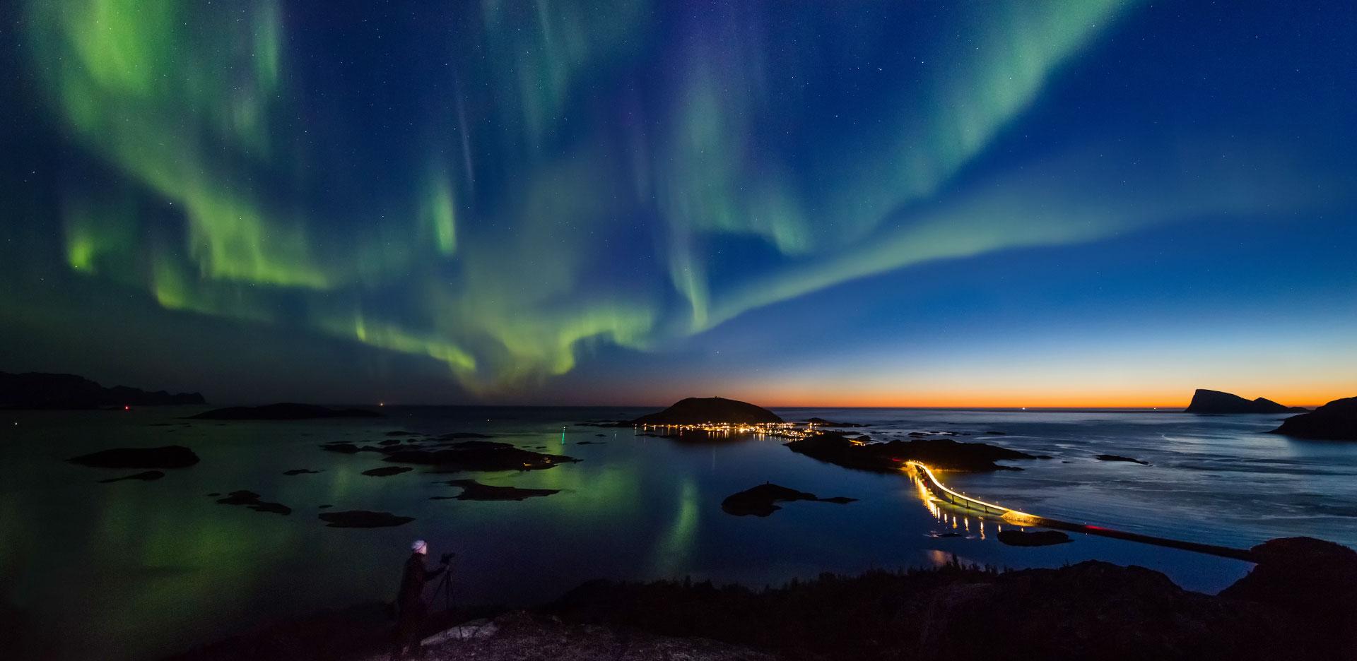Aurora boreale prezzo incredibile da gennaio a marzo i for Sfondi desktop aurora boreale