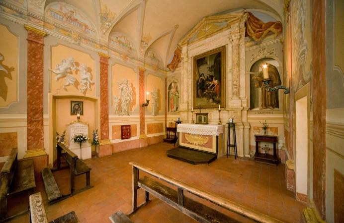 Oratory of Borgo Storico Seghetti Panichi