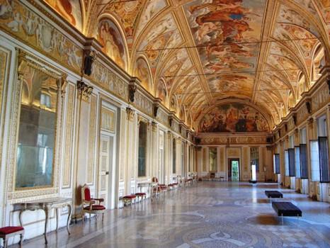 Sala-degli-specchi-Palazzo-Ducale-Mantova