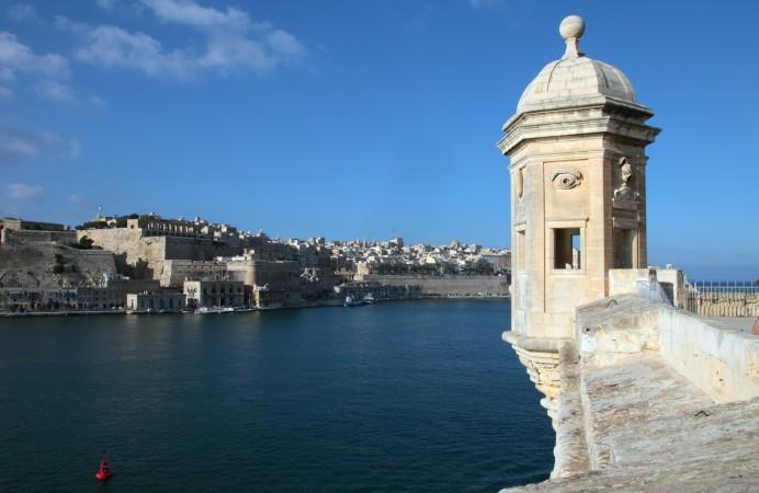 Senglea-gardiola-tower malta+