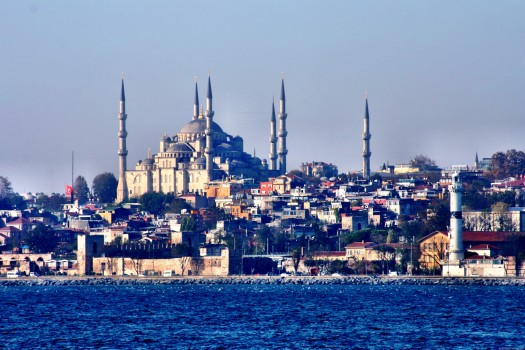 Suleiyman-Mosque-Istanbul