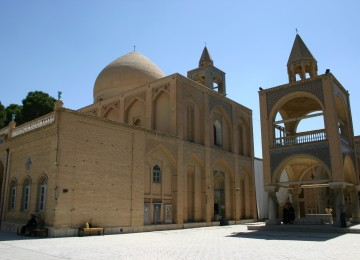 Vank Cathedral, Armenian Quarter, Esfahan, Iran