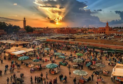 Viaggio Marocco Marrakech