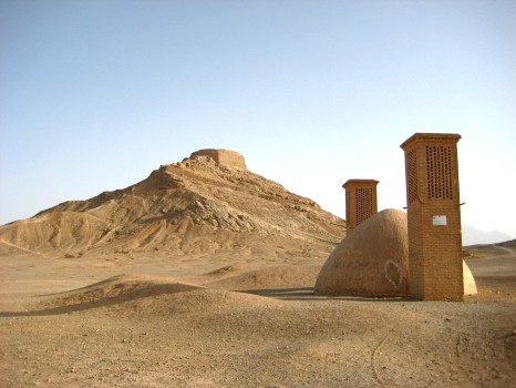 Yazd_towers_of_silence