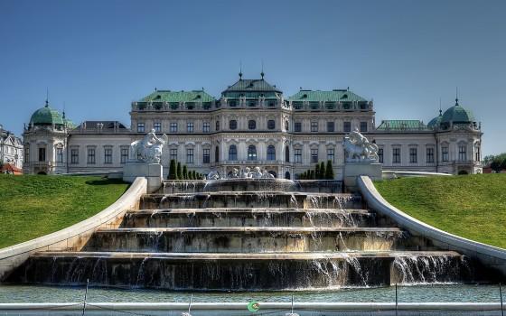 belvedere-vienna-austria