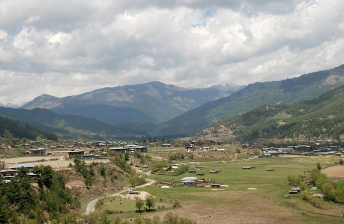 bumthang-valley-in-bhutan