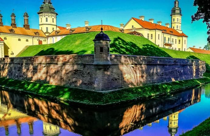 castello di nesvizh