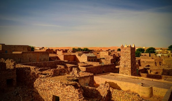 chinguetti mauritania