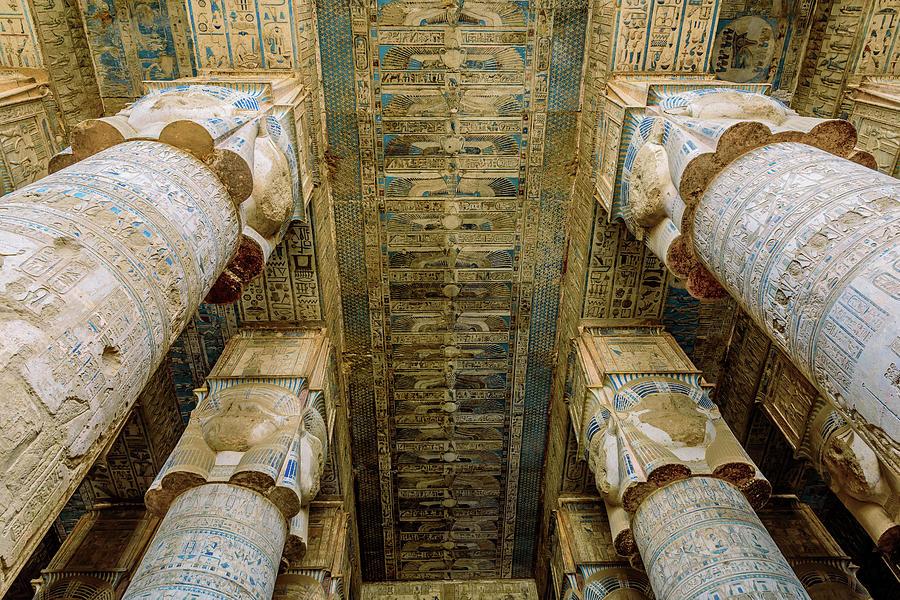 dendera tempio egitto