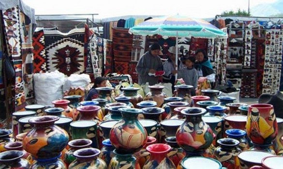 ecuador - otavalo - mercato 1